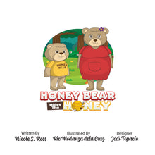 Load image into Gallery viewer, Honey Bear Hides The Honey