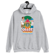Load image into Gallery viewer, Ollie Almost Goes To Outer Space Adult Unisex Hoodie (Design 7)