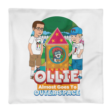 Load image into Gallery viewer, Ollie Almost Goes To Outer Space Pillow Case