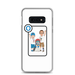 Ollie Almost Goes To Outer Space Samsung Case (Design 1)