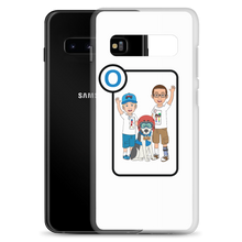 Load image into Gallery viewer, Ollie Almost Goes To Outer Space Samsung Case (Design 1)