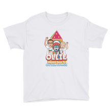 Load image into Gallery viewer, Ollie Almost Goes Into Outer Space Youth Short Sleeve T-Shirt (Design 2)