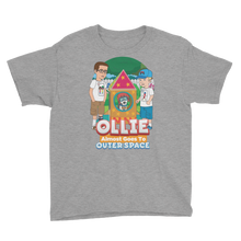 Load image into Gallery viewer, Ollie Almost Goes Into Outer Space Youth Short Sleeve T-Shirt (Design 7)