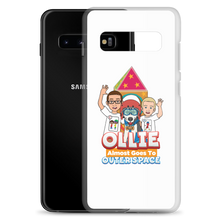 Load image into Gallery viewer, Ollie Almost Goes To Outer Space Samsung Case (Design 2)