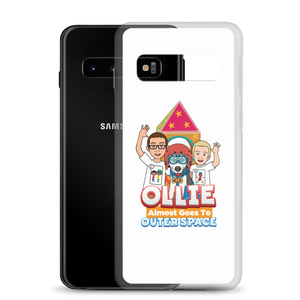 Ollie Almost Goes To Outer Space Samsung Case (Design 2)