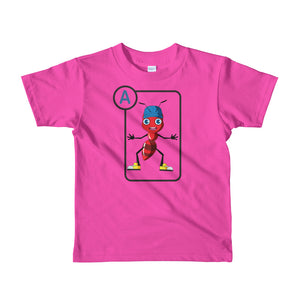 A Is For Andy Short Sleeve Kids T-shirt