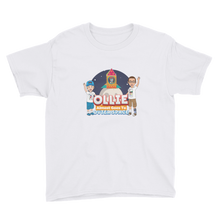 Load image into Gallery viewer, Ollie Almost Goes Into Outer Space Youth Short Sleeve T-Shirt (Design 3)