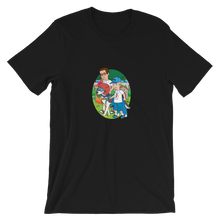 Load image into Gallery viewer, Ollie Almost Goes To Outer Space Short-Sleeve Unisex Adult T-Shirt (Design 5)
