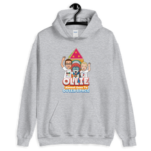 Load image into Gallery viewer, Ollie Almost Goes To Outer Space Adult Unisex Hoodie (Design 2)