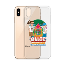 Load image into Gallery viewer, Ollie Almost Goes To Outer Space iPhone Case