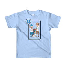 Load image into Gallery viewer, Ollie Almost Goes To Outer Space Short-Sleeve Kids T-Shirt (Design 1)