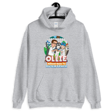 Load image into Gallery viewer, Ollie Almost Goes To Outer Space Adult Unisex Hoodie (Design 4)
