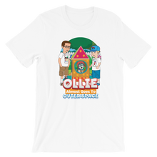 Load image into Gallery viewer, Ollie Almost Goes To Outer Space Short-Sleeve Unisex Adult T-Shirt (Design 7)