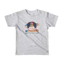 Load image into Gallery viewer, Ollie Almost Goes To Outer Space Short-Sleeve Kids T-Shirt (Design 3)