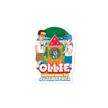 Load image into Gallery viewer, Ollie Almost Goes To Outer Space Stickers