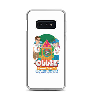 Ollie Almost Goes To Outer Space Samsung Case (Design 7)