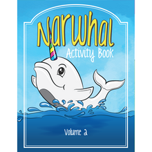 Load image into Gallery viewer, Narwhal Activity Book Volume Two