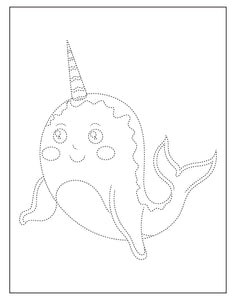 Narwhal Activity Book Volume Two
