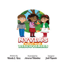 Load image into Gallery viewer, Nyvia's Nature Walk Discoveries Hardcover