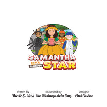 Load image into Gallery viewer, Samantha Is A Shining Star Hardcover