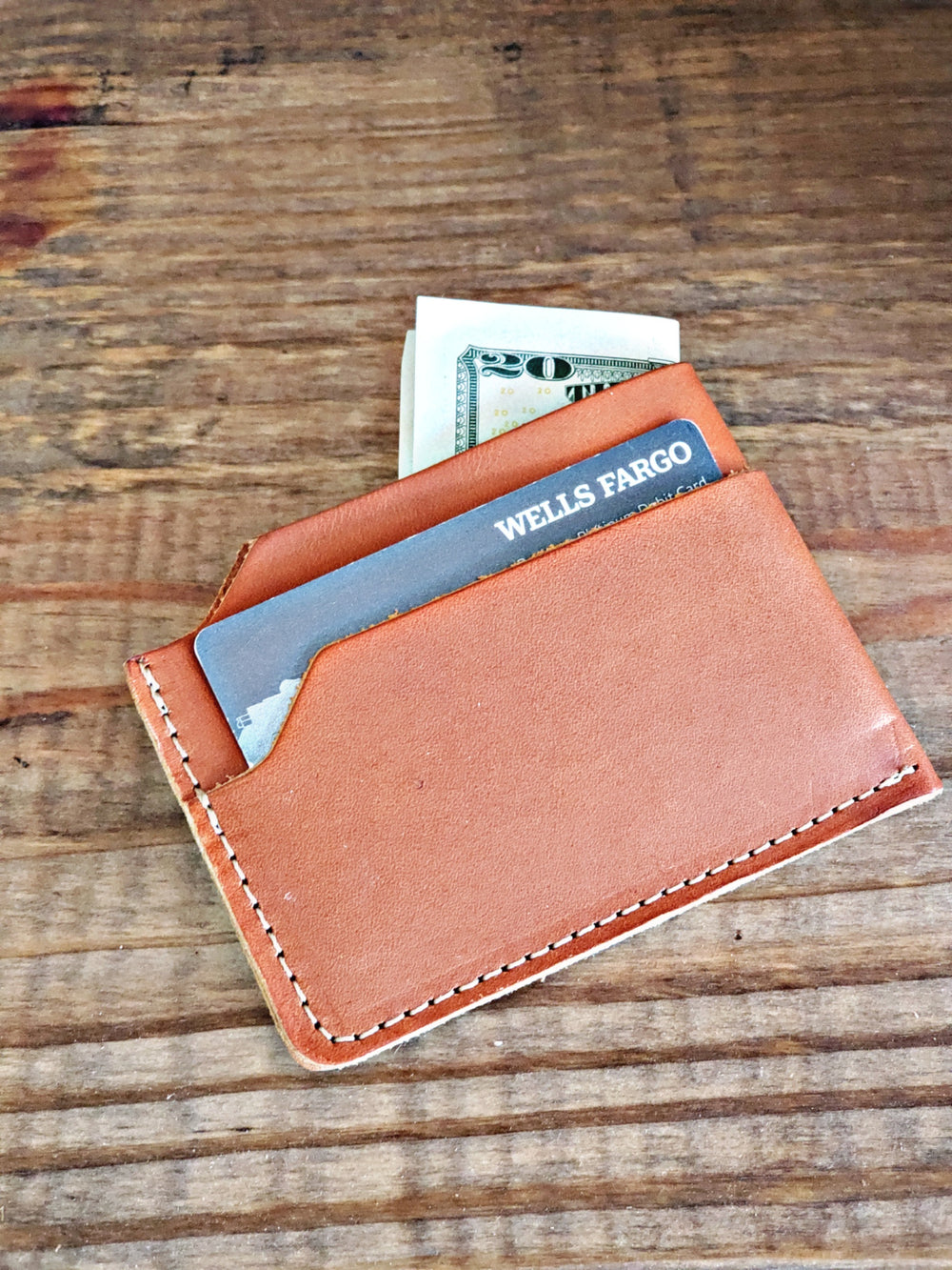 Van Dyck Wallet (Buck Brown) RTS