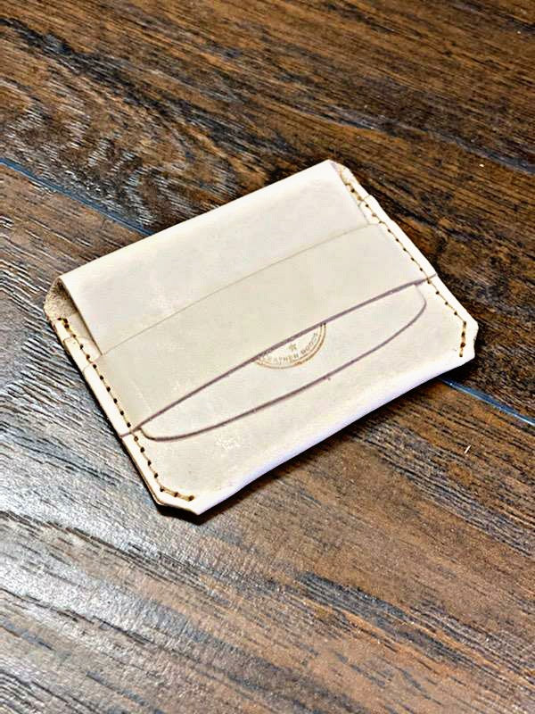 Charlie Wallet (Natural) RTS