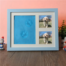Load image into Gallery viewer, Non-Toxic Dog Paw Print  Imprint Kit