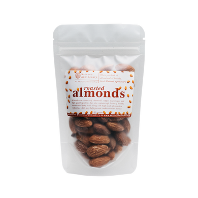 Roasted Almonds (80g)