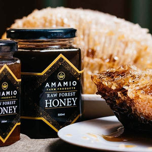 Premium Raw Forest Honey - Nature's Apothecary