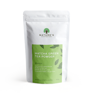 Matcha Green Tea Powder - Sweetened (100g)