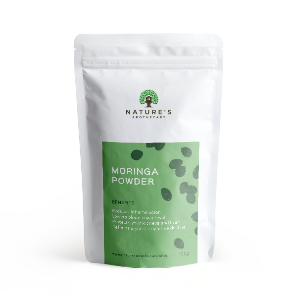 Moringa Leaf Powder (100g)