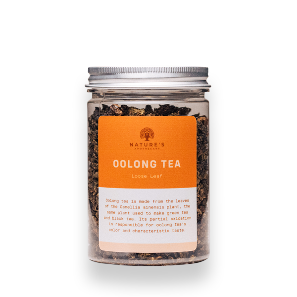 Oolong Loose Leaf Tea (80g)