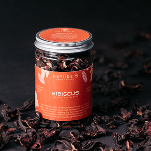 Hibiscus Herbal Tea Blend