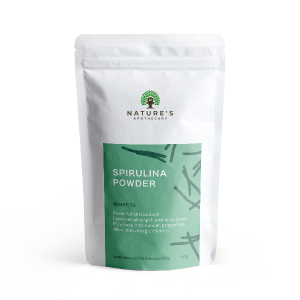 Spirulina Powder (50g)
