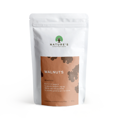 Raw Walnuts (80g)