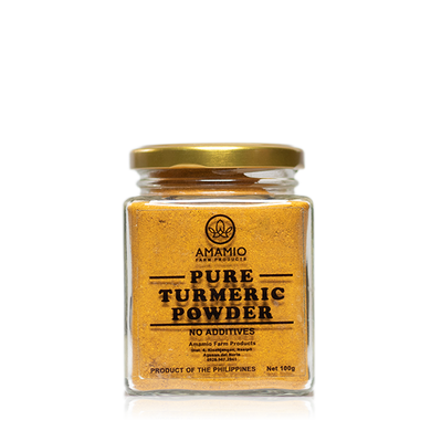 Pure Turmeric Powder - Nature's Apothecary