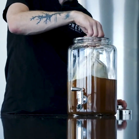 How to Make Cold Brew at Home