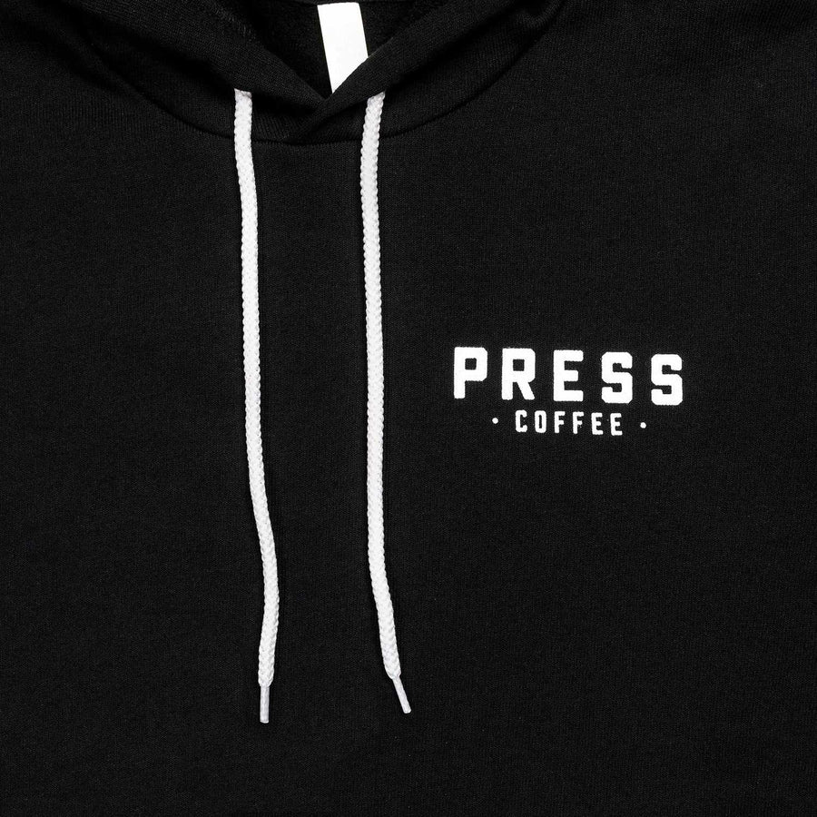 PRESS Logo Pullover Hoodie