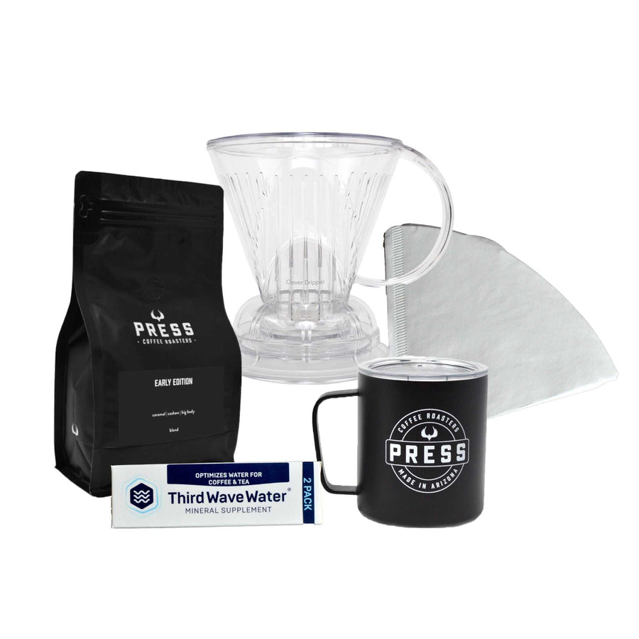 Press Coffee Starter Kit