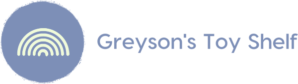 Greyson's Toy Shelf