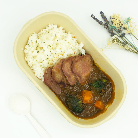 日式咖喱 牛舌 Japanese Curry Rice Ox Tongue