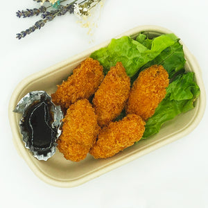 廣島炸蠔 Deep Fried Oysters