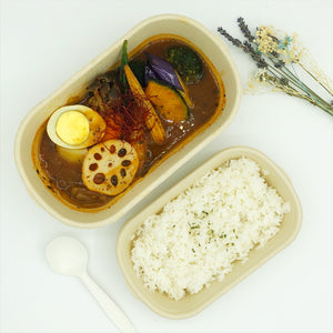 雑菜湯咖喱 Vegetable Soup Curry