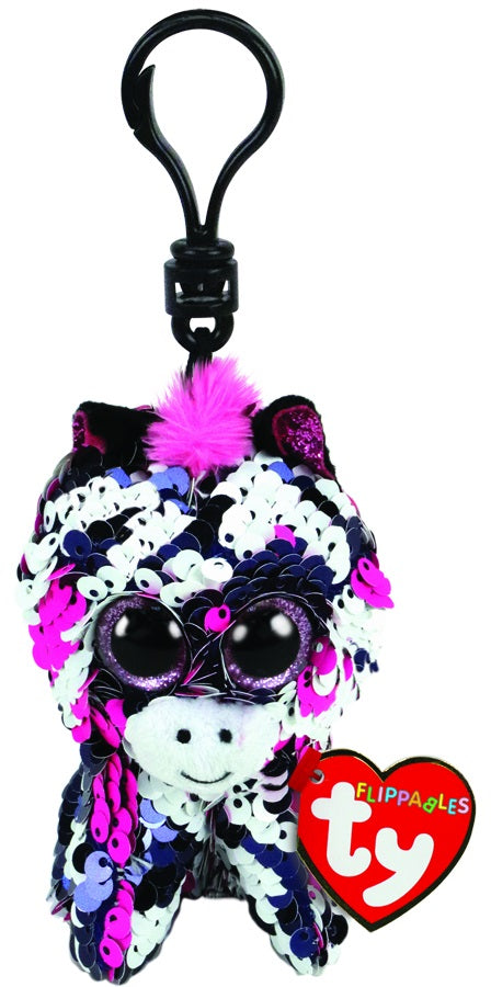 BEANIE BOOS FLIPPABLE SEQUIN CLIP ON ZOEY