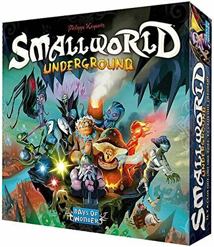 BOARD GAME - SMALL WORLD