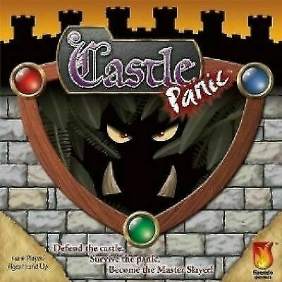 BOARD GAME - CASTLE PANIC