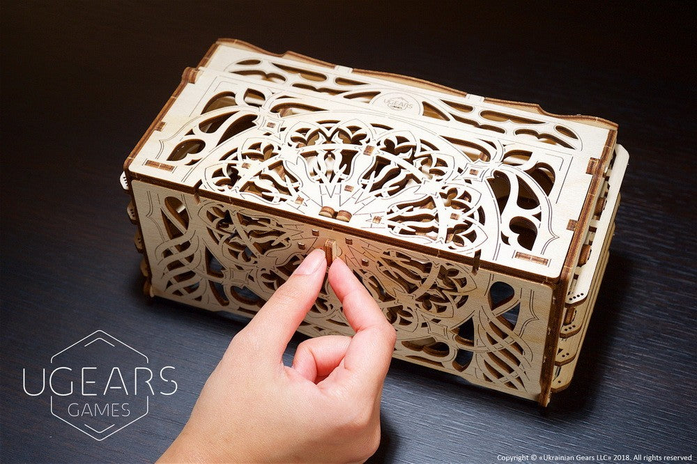 Card Holder - 77 Pieces - Ugears