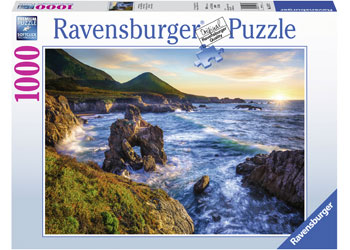 PUZZLE RAVENSBURGER 1000 PIECE BIG SUR SUNSET