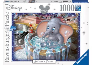 PUZZLE RAVENSBURGER 1000 PIECE DISNEY MEMORIES DUMBO