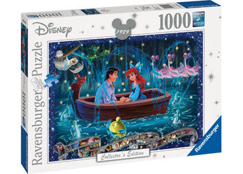 PUZZLE RAVENSBURGER DISNEY LITTLE MERMAID 1000PC